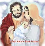 Family - Merry Xmas again by lince