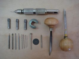 Drill Bits and Milling Cutters by Vassilius