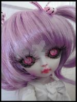 Lavender Ball Joint Doll 4sale by BS-designs