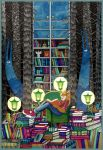 In The Forest Library by yanadhyana