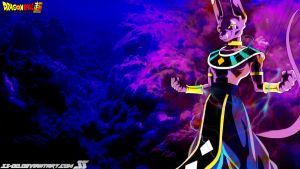 Beerus The God Of Destruction! by SS-00