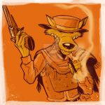 Clint coyote by DirtySavage84