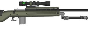 Multiple Caliber Rifle by Blackhawk2955