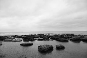 Sea Rocks II by TheEnglishSummer