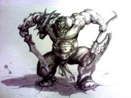 Orcster by manpoya