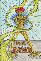 THE DRYAD by Feuerlilie