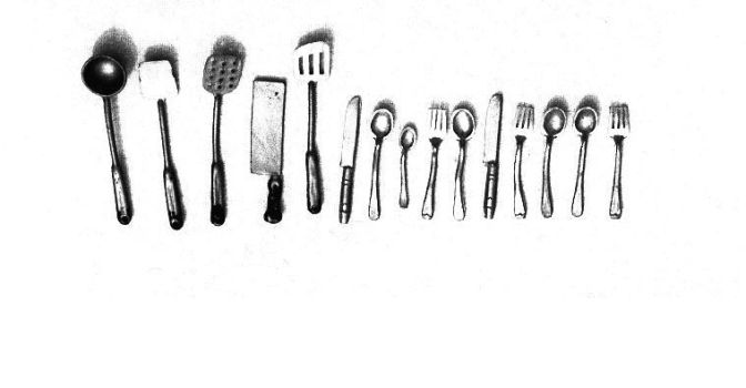 cutlery by lucinda-to-you
