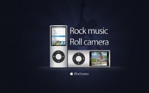iPod nano ad by colaja