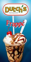 dutchs frappe Advertising by IvaSan