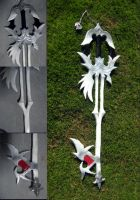 Lost Memory Keyblade Commission by RHatake