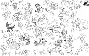 OpCn - Doodling around at the speed of sound by ShinyZango
