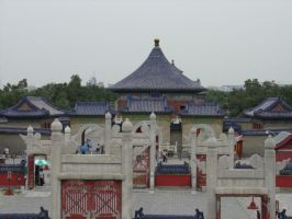 The Temple of Heaven by bigwoody