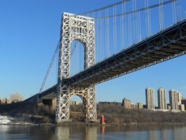The George Washington Bridge by mit19237