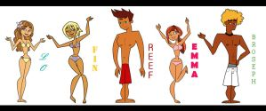Total Drama Stoked by L1ttle-Peanut