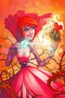 Rose Red by slither-astray