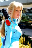 Otakon 2011 Samus 3 by DarkGyraen