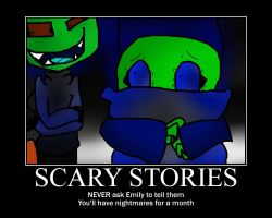 Emily- Scary Stories by ExileEmily