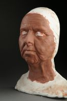 Old Age Sculpt by MrTannerWhite