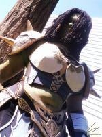 Lineage II Female Orc Titan - 5 by Edaine
