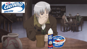 Kraft, I'd love some of your Cool Whip... by crazedhobbit