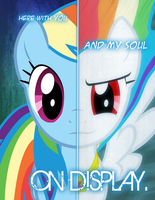 Super Rainbow Dash - Two-Sided Poster by RainbowDash77
