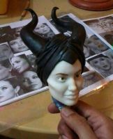 maleficent horn by aramismarron