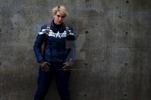 Captain America by CosplayConnoisseur