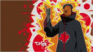 Tobi Graffiti by iDORiSU
