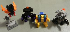 Kre-O Action Master Partners by Boltax