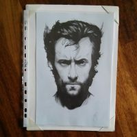 Wolverine by MicheleDrawings