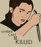 Anyone Can be Killed by ange-etrange