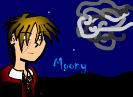 Moony by rwrocks74 by Remus-Lupin-Fanclub