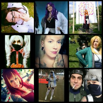 8 cosplay challenge by poulpynk