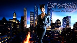 Catwoman cosplay wp starring Mel Rayzel by SWFan1977