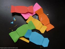 Origami Candy by OrigamiPieces