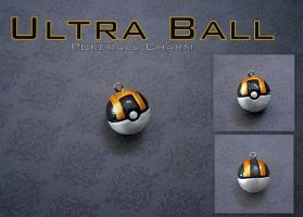 Ultra Ball Charm by GandaKris