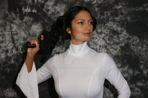 Classic Leia by Ivy95