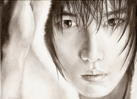 JaeJoong by ephemeralciel