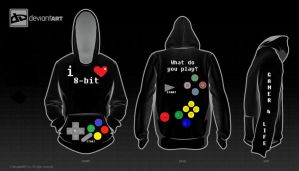 8-Bit Love 2 by TheREALemoCloud