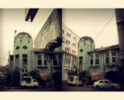 another side of MEDAN by poporina