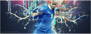 Mario Balotelli by RaffosSG