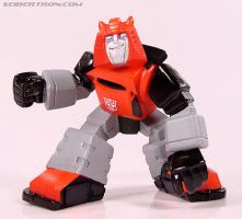 robot heroes cliffjumper by minibot-gears