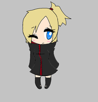Rue Chibi _my attempt_ by livy1023