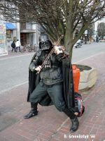 Creative Street Busker by whenhellfrozeover