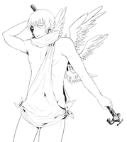 APH- Russia Angel by allyoucaneater