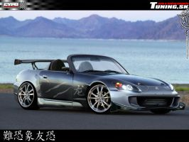 Honda S2000 by CypoDesign