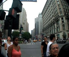 New York: Street 2 by Peachymunkie