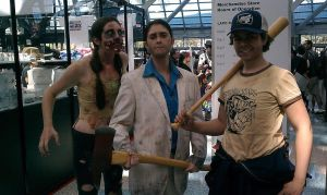 Spitter, Nick, and Ellis: left4dead by monicaMae