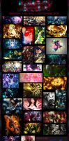 Graphix Tag Wall Septiembre 2012 by Graphix-Team