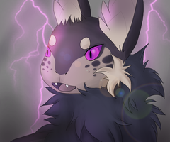 DTA entry: Lightning and Thunder by Lizzara